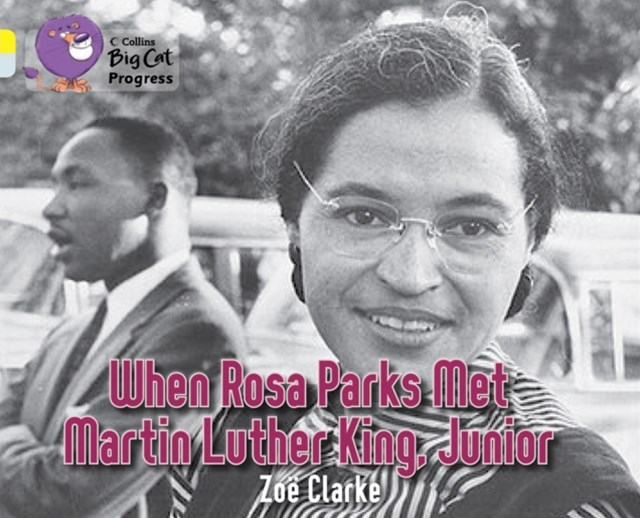 When Rosa Parks Met Martin Luther King Junior