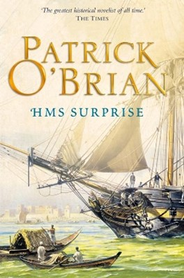HMS Surprise (Aubrey/Maturin Series, Book 3)