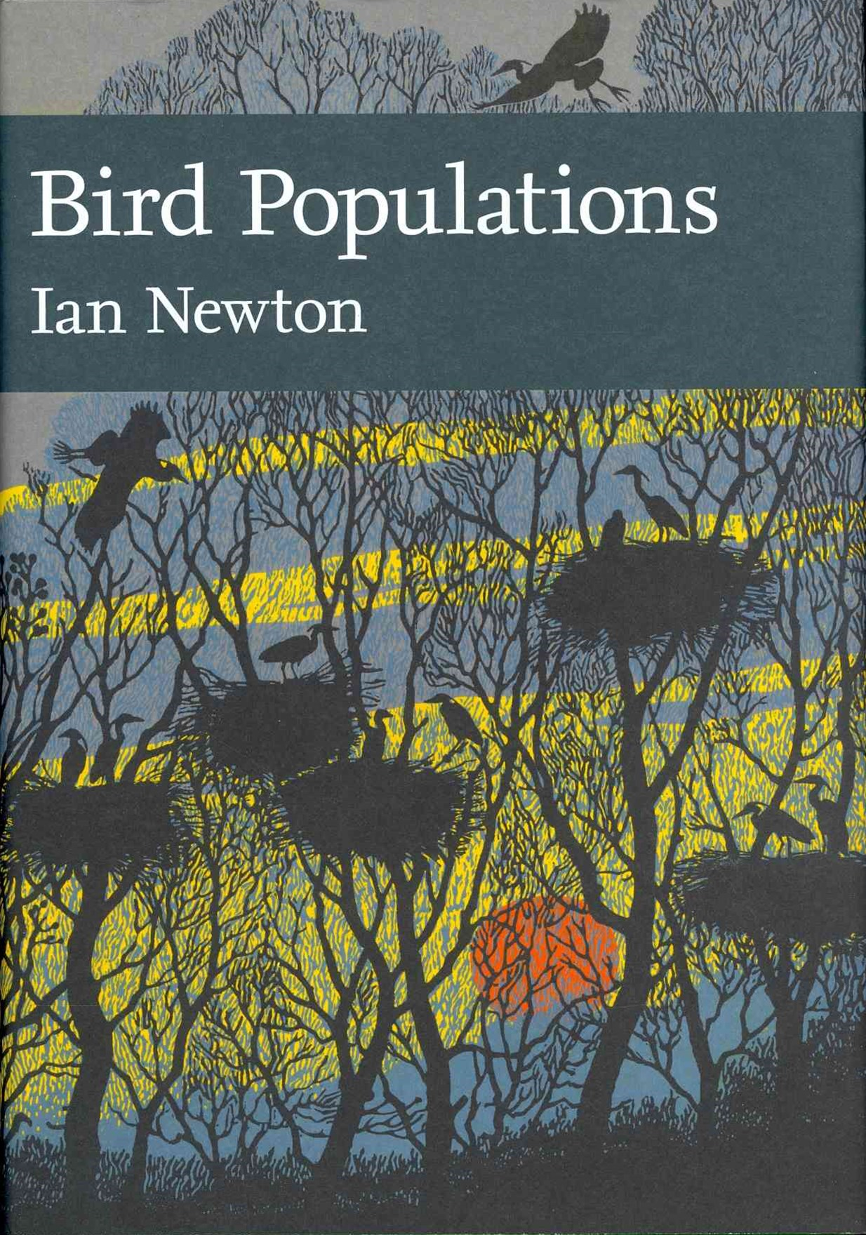 Collins New Naturalist Library: Bird Populations