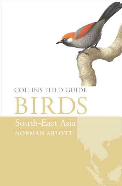 Collins Field Guide: Birds of South East Asia