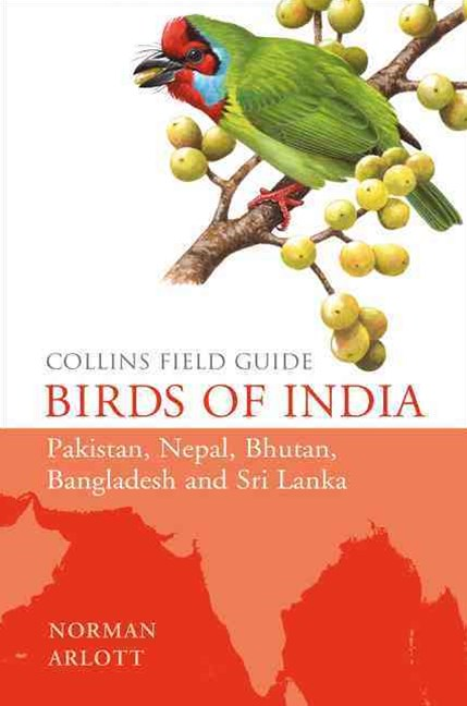 Collins Field Guide: Birds of India