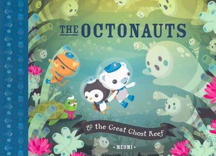 The Octonauts and the Great Ghost Reef by Meomi, Meomi (9780007431878) - PaperBack - Non-Fiction Animals