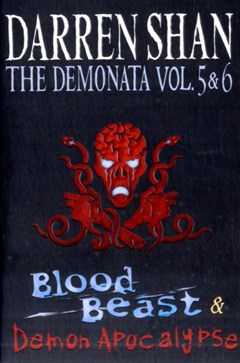 Demonata - Volumes 5 and 6 - Blood Beast/Demon Apocalypse
