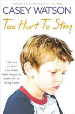 Too Hurt To Stay: The True Story of a Troubled Boy