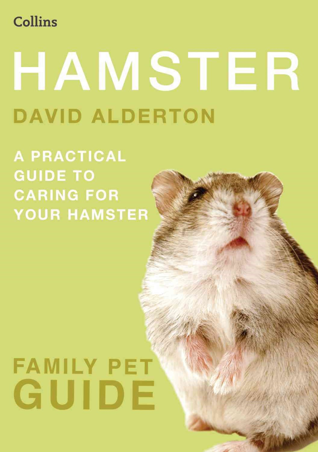 Collins Family Pet Guide - Hamster