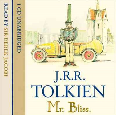 Mr Bliss [unabridged Edition]