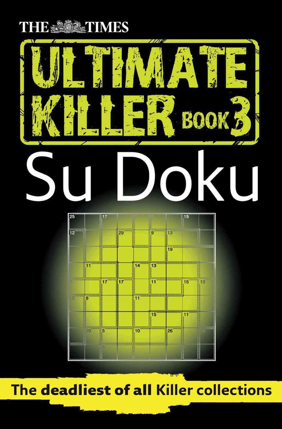 The Times Ultimate Killer Su Doku 3