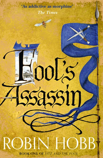 Fool's Assassin (Fitz and the Fool Book 1)