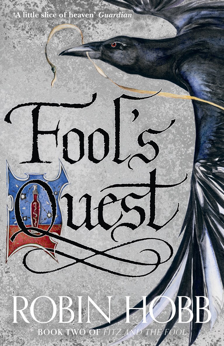 Fool's Quest (Fitz and the Fool Book 2)