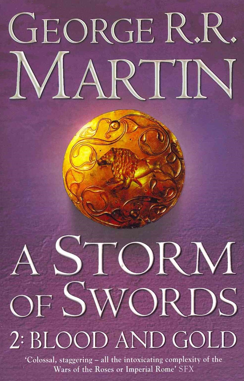 A Storm of Swords: Blood and Gold [Part 2]