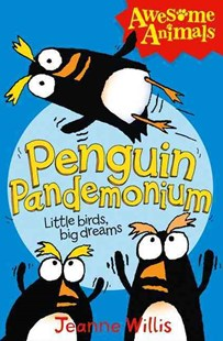 Penguin Pandemonium by Jeanne Willis, Nathan Reed, Ed Vere (9780007448081) - PaperBack - Children's Fiction