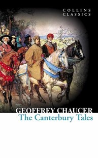 Collins Classics: The Canterbury Tales by Geoffrey Chaucer (9780007449446) - PaperBack - Classic Fiction