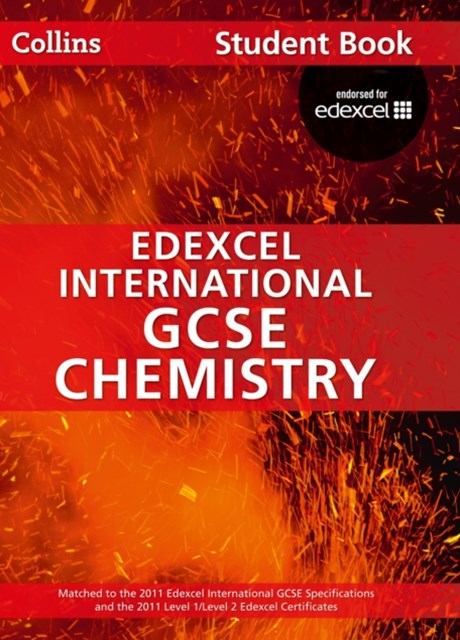 Edexcel International GCSE Chemistry Student Book