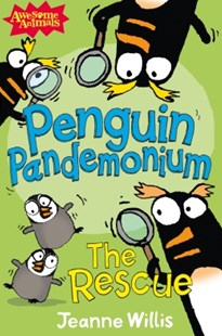 (ebook) Penguin Pandemonium - The Rescue (Awesome Animals) - Children's Fiction