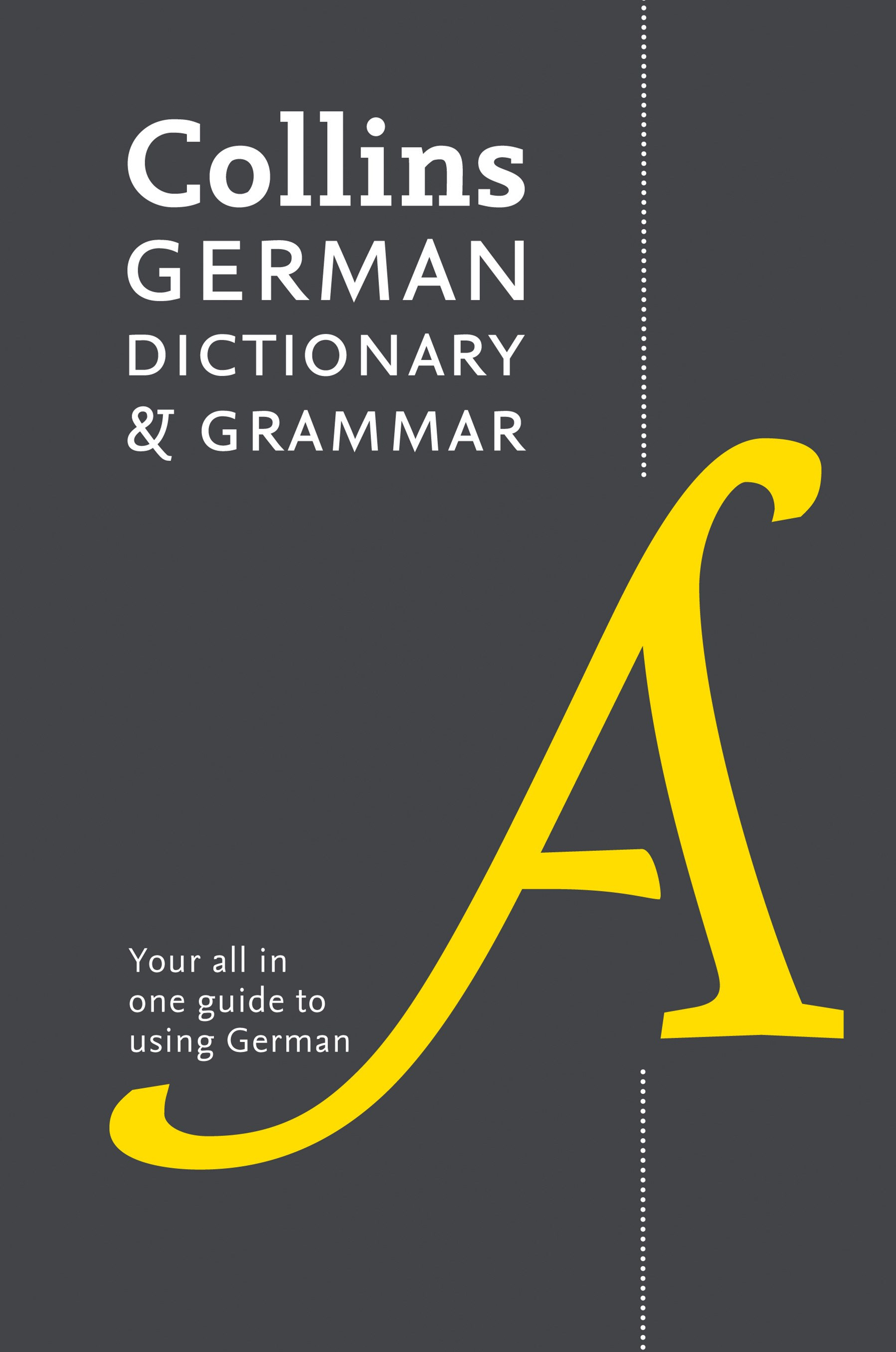Collins German Dictionary and Grammar [7th Edition]