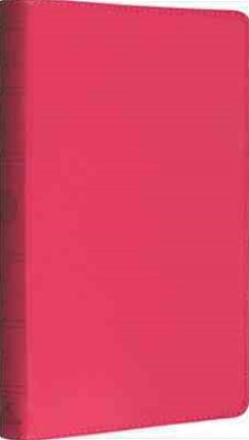 Holy Bible: English Standard Version (ESV) Anglicised Thinline Fuschia Pink Edition [Pink edition]