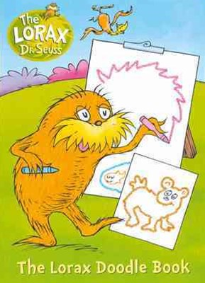 The Lorax: Colour And Create