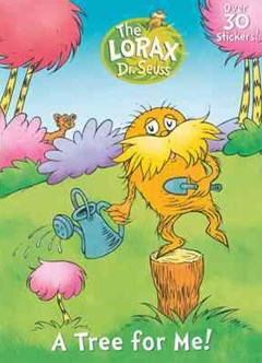 The Lorax Sticker Activity Book: A Tree for Me