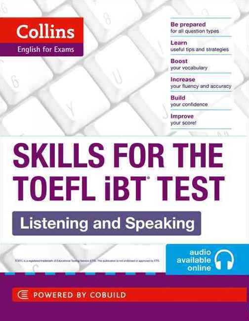 Collins TOEFL Listening and Speaking