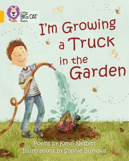 I'm Growing a Truck in the Garden