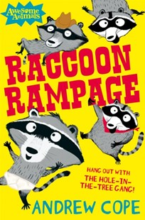 (ebook) Raccoon Rampage (Awesome Animals) - Children's Fiction