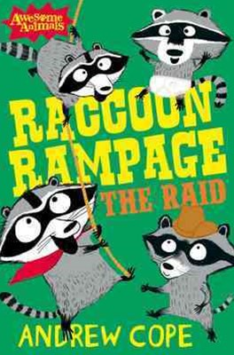 Raccoon Rampage: The Raid