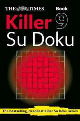 The Times Killer Su Doku Book 9