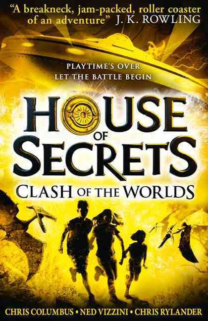 House of Secrets (3): Clash of the Worlds