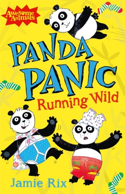 Panda Panic - Running Wild (Awesome Animals)