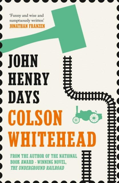 (ebook) John Henry Days