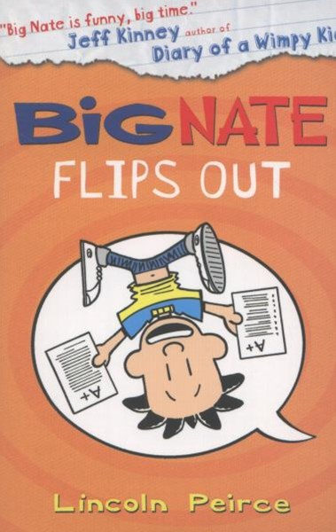 Big Nate: Big Nate Flips Out