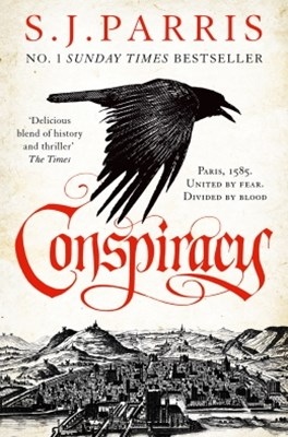 (ebook) Conspiracy (Giordano Bruno, Book 5)