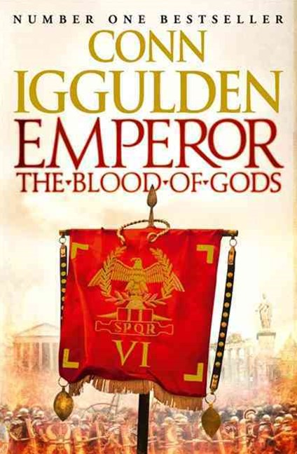 Emperor Series (5) Emperor: The Blood of Gods