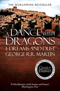 (ebook) A Dance With Dragons: Part 1 Dreams and Dust (A Song of Ice and Fire, Book 5) - Adventure Fiction Modern