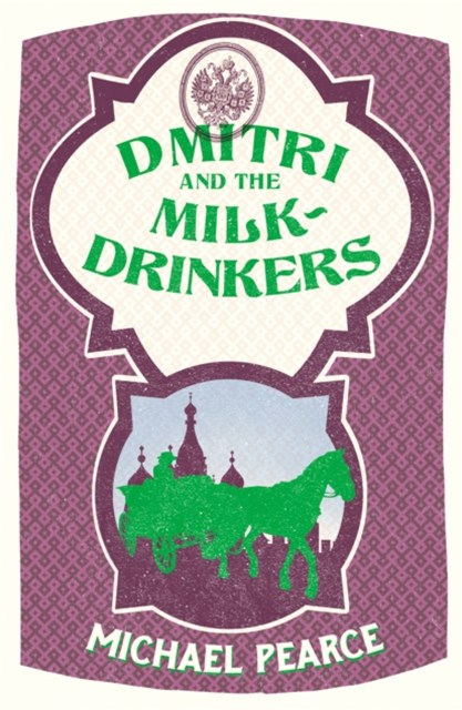 (ebook) Dmitri and the Milk-Drinkers (Dmitri Kameron Mystery, Book 1)