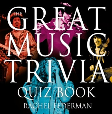 (ebook) The Great Music Trivia Quiz Book