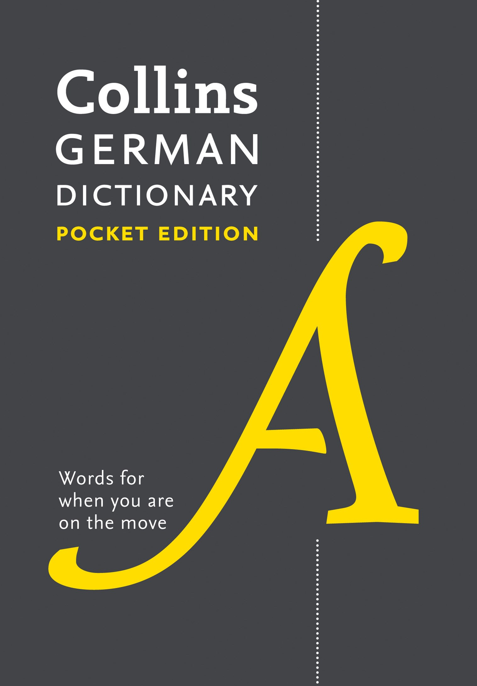 Collins Pocket German Dictionary [8th Edition)