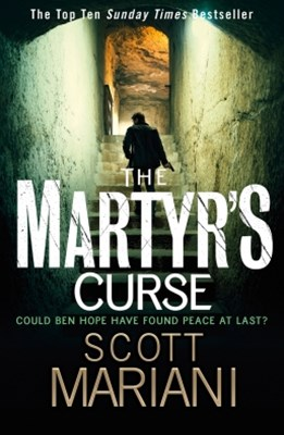 The MartyrGÇÖs Curse (Ben Hope, Book 11)