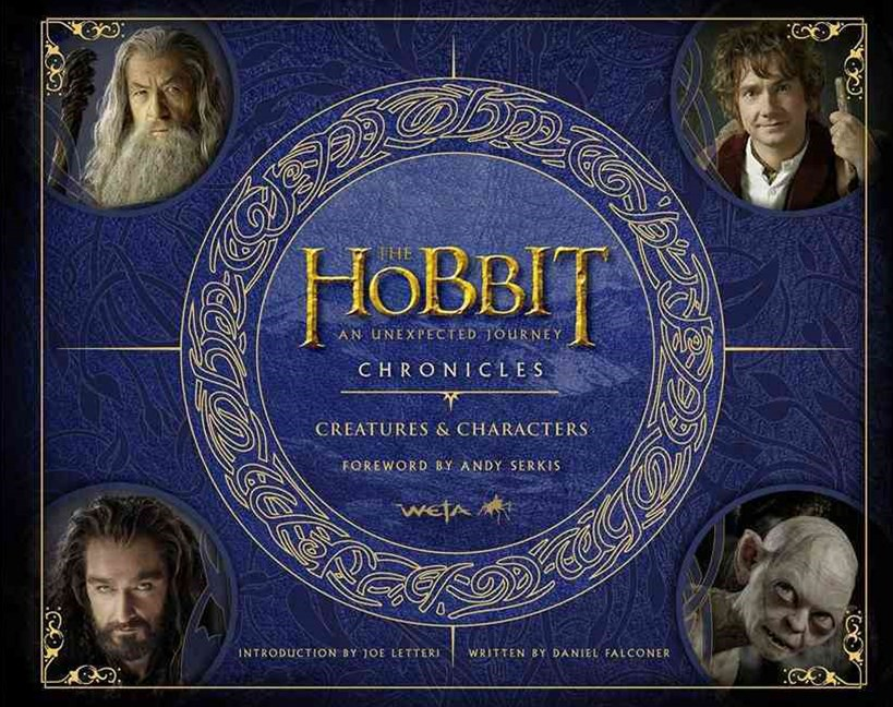 The Hobbit: An Unexpected Journey - Creatures and Characters
