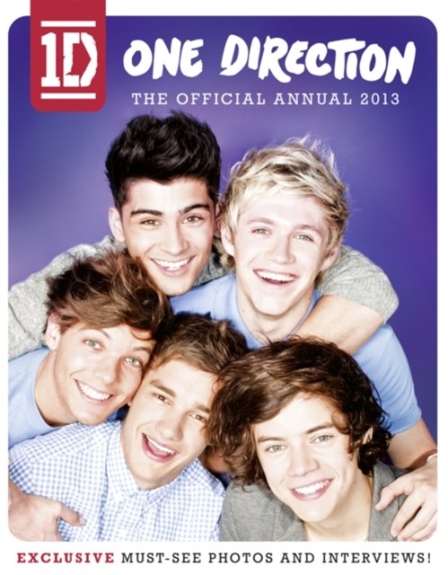 (ebook) One Direction: The Official Annual 2013