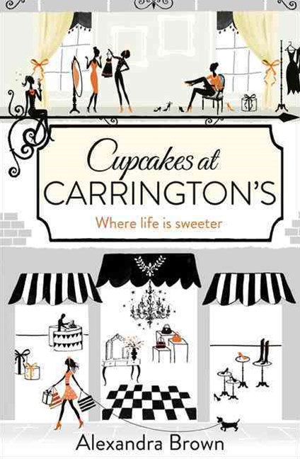 Cupcakes at Carrington's