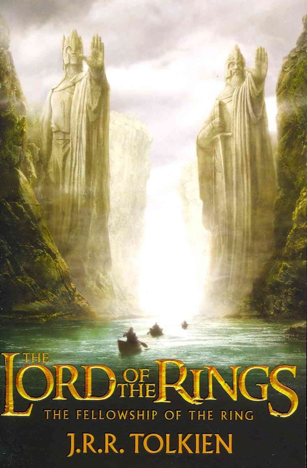 Lord of the Rings, Part 1: The Fellowship Of The Ring [Film Tie-In Edition]