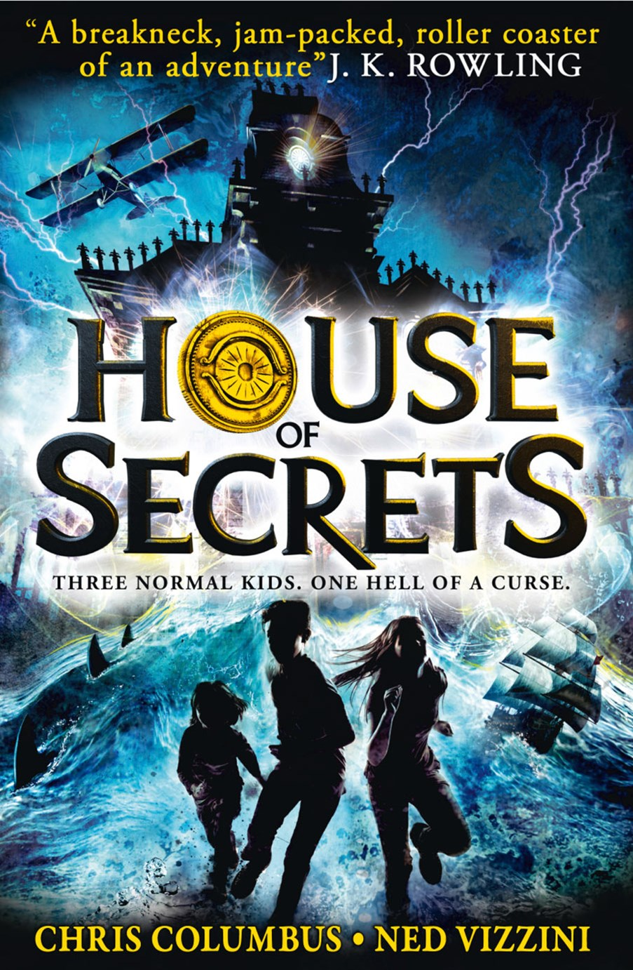 House of Secrets (House of Secrets Book 1)
