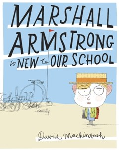 (ebook) Marshall Armstrong Is New To Our School (Read aloud by Stephen Mangan)