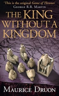 (ebook) The King Without a Kingdom (The Accursed Kings, Book 7) - Adventure Fiction Modern