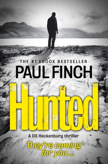 Hunted (Detective Mark Heckenburg, Book 5)