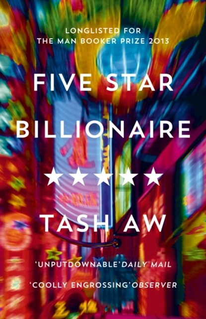 (ebook) Five Star Billionaire