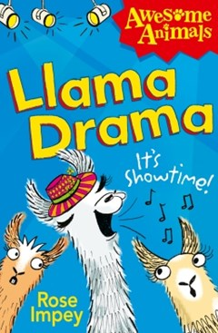 Llama Drama (Awesome Animals)