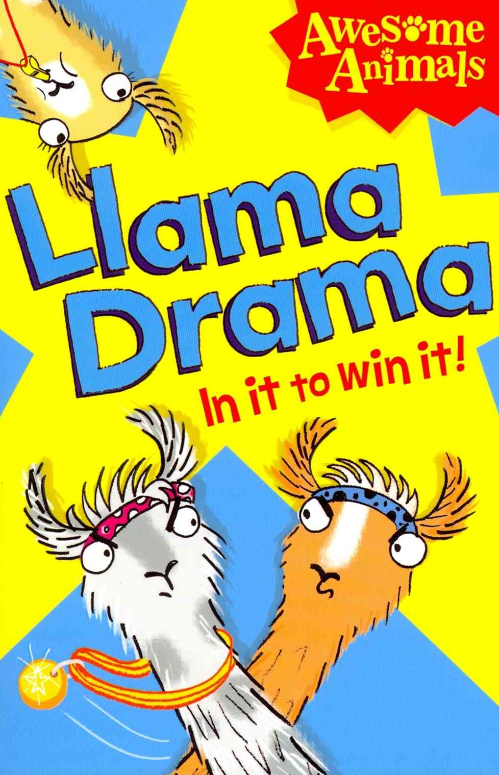 Llama Drama - In It to Win It