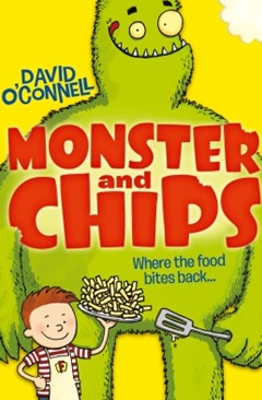 (ebook) Monster and Chips (Colour Version) (Monster and Chips, Book 1)